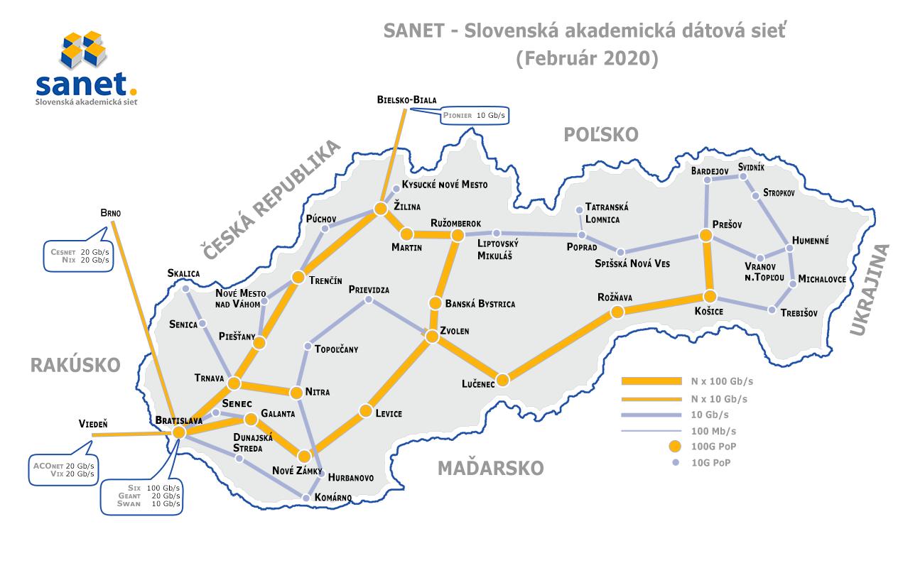 sanet mapa 2020